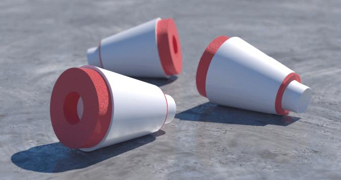 MARO Sleeve Cones